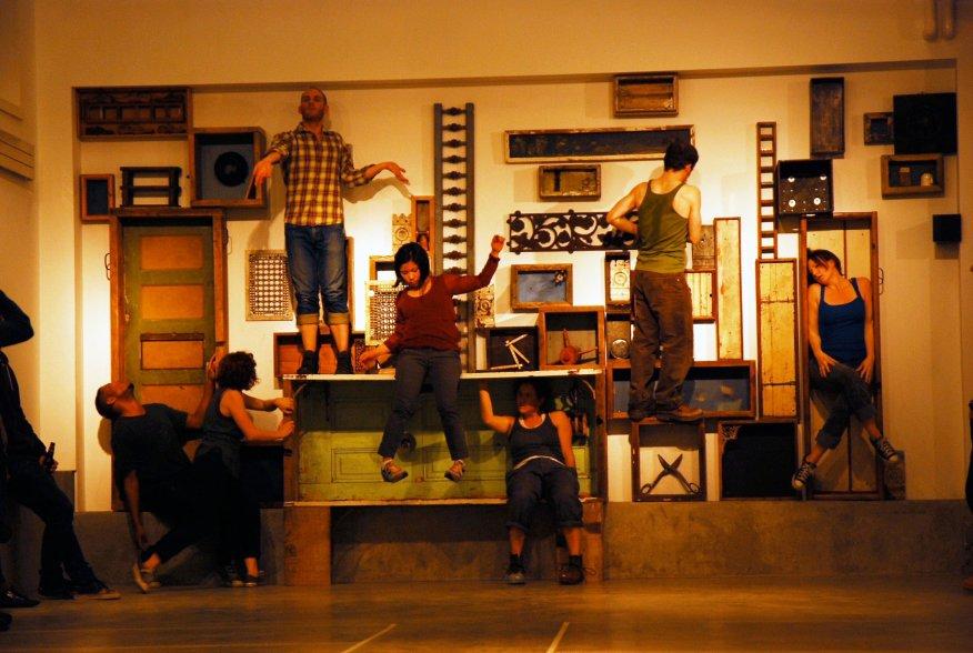 Urban Arts Space (2010)