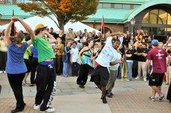 OWU sidewalk performance (2011)