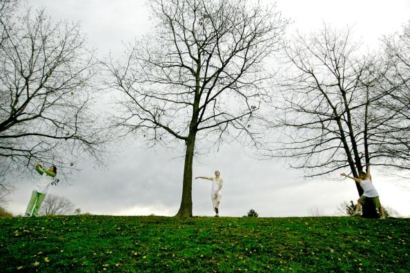 Between Eye and I (2009)